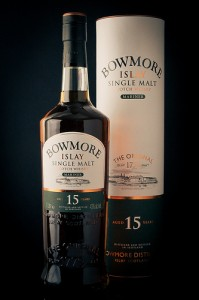 Bowmore, un très bon whisky