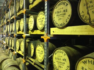 Hellyer Road, whisky australien