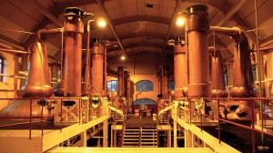 distillerie écossaise Glenrothes