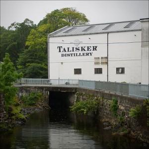 Talisker, île de Skye