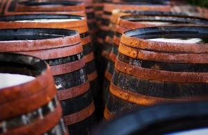 vieillissement du whisky en fût