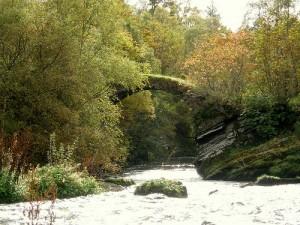 Le Speyside et Packhorse Bridge