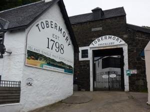 Tobermory, Mull