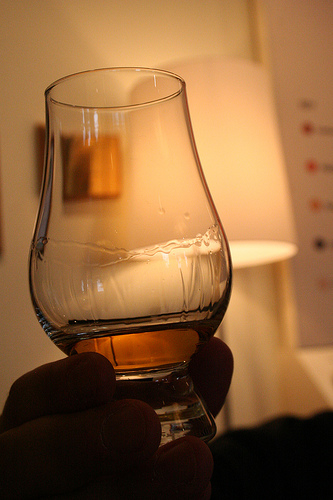 verre degustation whisky